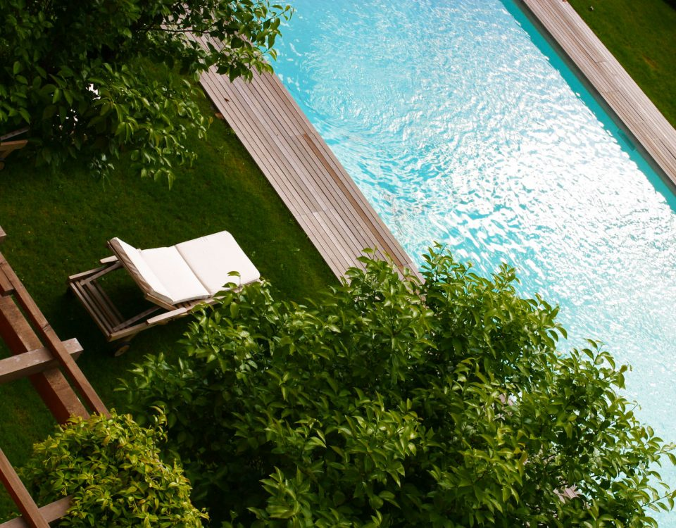 Swimming pool Villa Cassia