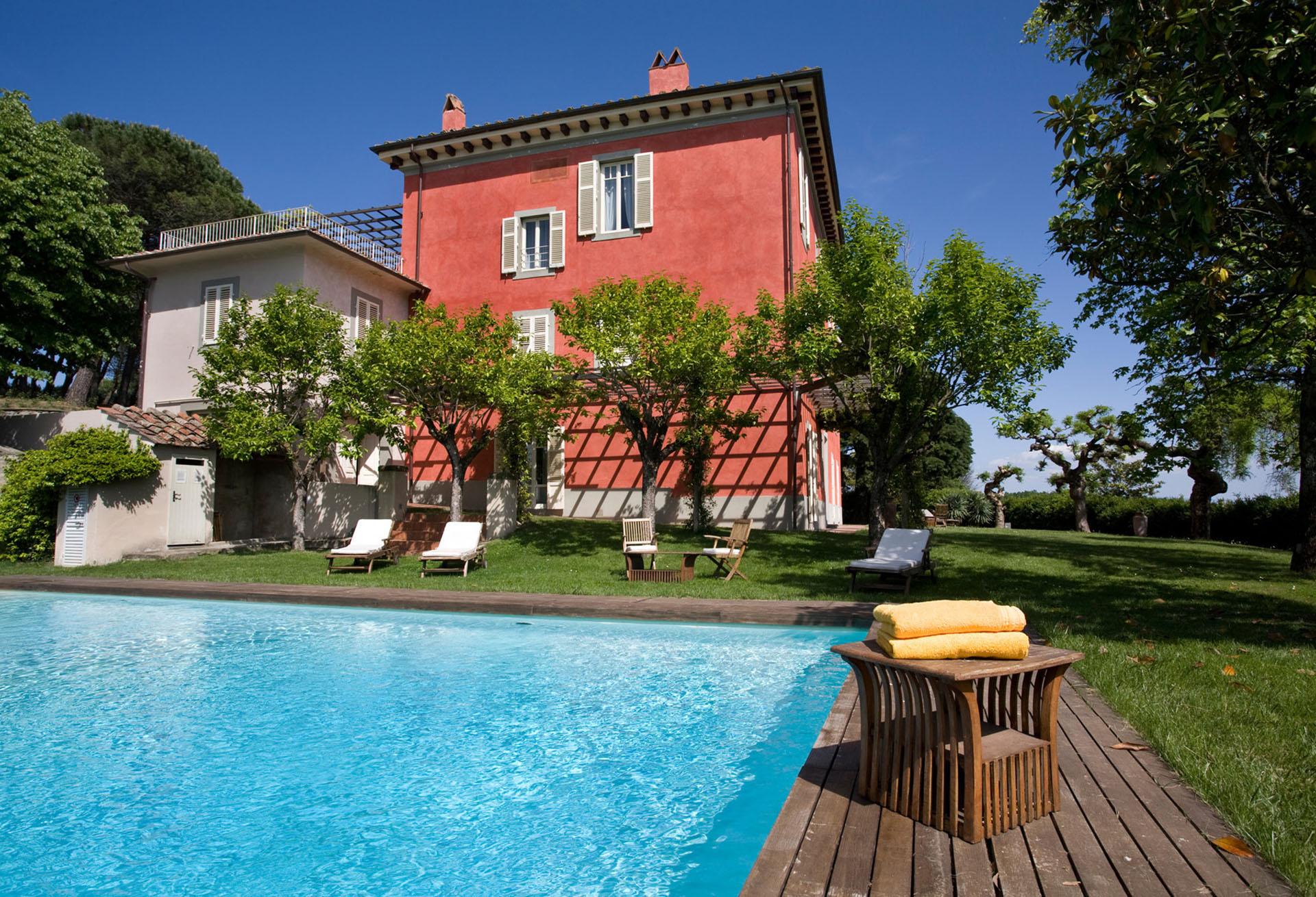 Villa Cassia Baccano Tuscany Resort