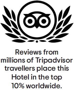 Trip Advisor Travelers' choise 2020